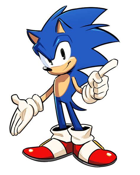 Sonic the Hedgehog (character in 2021 cartoon) | Sonic Fan ...