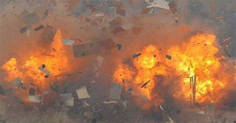 Three Soldiers Injured In IED Blast by Naxals: Second in a ...