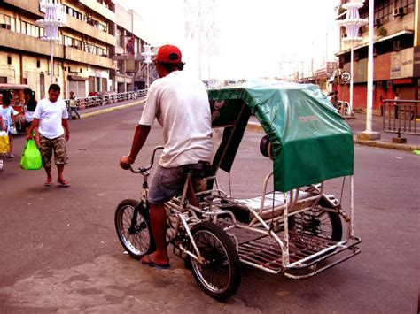 philippines pedicab i heart manila pedicab