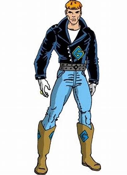 Dc Gardner Guy Comics Universo