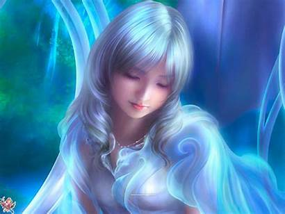 Angel Wallpapers Anime Angels 3d Animated Female