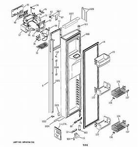 Ge Refrigerator M Series Parts