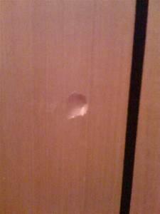 comment reparer porte en bois With reparer porte en bois enfoncee