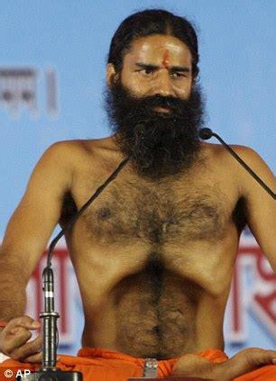 guru baba ramdevs hunger strike   riot  indian