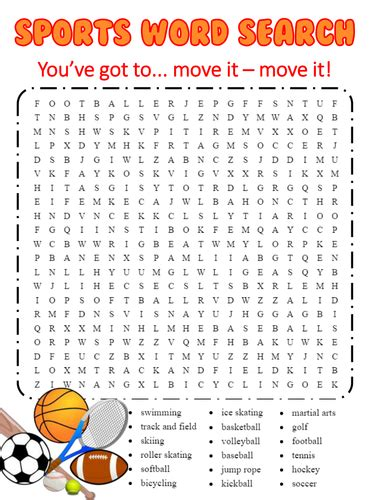 sports themed word search word work vocabulary by zingbadabling96 teaching resources tes