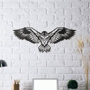 Deco Murale Industrielle : d coration murale m tallique aigle artwall and co ~ Teatrodelosmanantiales.com Idées de Décoration