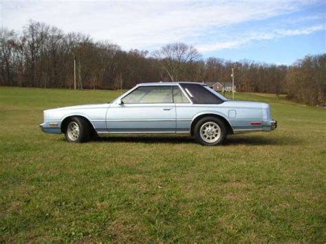 1983 Chrysler Cordoba by Buy Used 1983 Chrysler Cordoba Low Low Original Mileage In