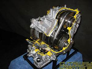 Nissan Xtronic Cvt Continuously Variable Transmission