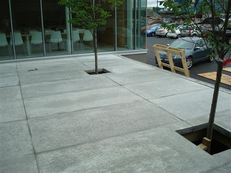 terrasse fibro ciment copal et panneau decoratif gfrc