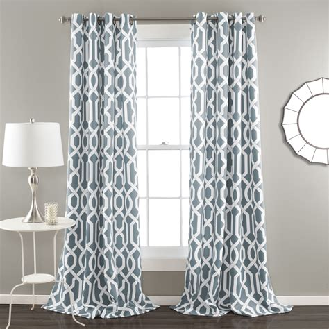 trellis pattern curtains showcasing a modern trellis pattern these stylish