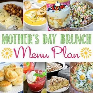 Mother's Day Brunch Menu Plan - Liz on Call