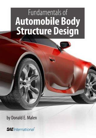 fundamentals  automobile body structure design  donald