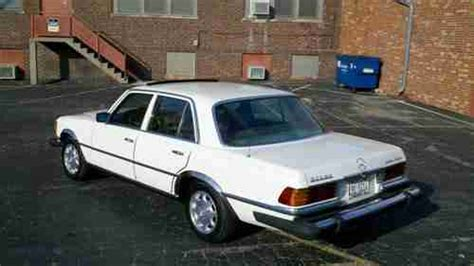 Find Used 1979 Mercedes Benz 300sd 5cyl. Turbo Diesel Low