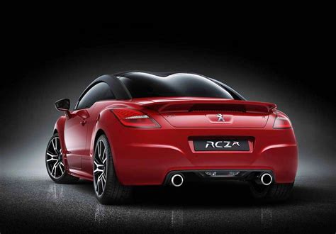 Peugeot Rcz Price by 2014 Peugeot Rcz R Price Mpg