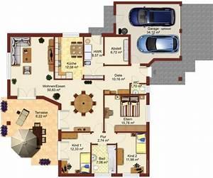 Bungalow Grundrisse 4 Zimmer : bungalow grundrisse 5 zimmer ihr traumhaus ideen ~ Eleganceandgraceweddings.com Haus und Dekorationen