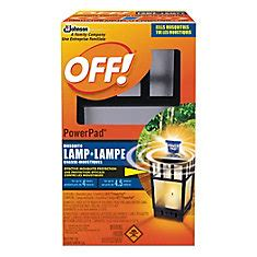 off powerpad mosquito l the home depot canada