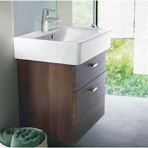 meuble suspendu avec vasque With salle de bain design avec meuble sdb 60 cm