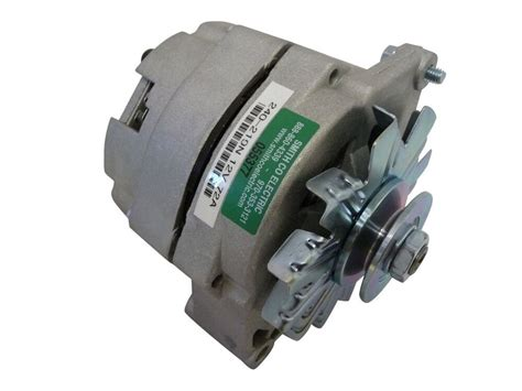 240-210 *new* Alternator For Delco 10si Type 116 3 Wire