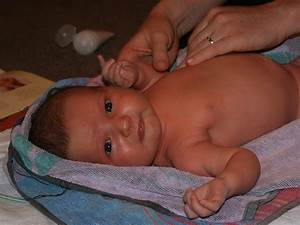 Baby massage John and Rochelle Kean Flickr