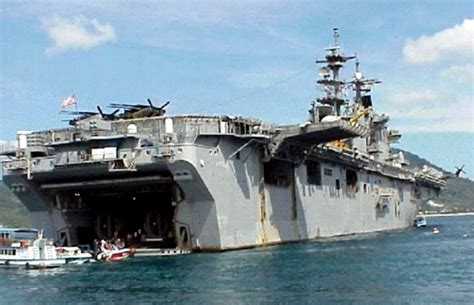 LHD-1 Wasp class - Pictures