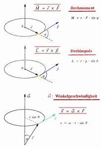Teilchenanzahl Berechnen : drehmoment und drehimpuls ~ Themetempest.com Abrechnung
