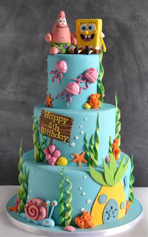 Permalink to Birthday Cake Spongebob