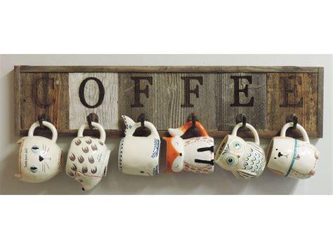 Paper coffee cup mockups psd. Barnwood Coffee Mug Rack Wall-Mount Coffee Cup Holder