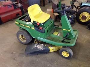 1992 John Deere Srx75 Lawn  U0026 Garden And Commercial Mowing