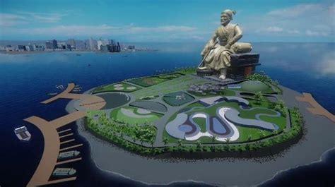 fadnavis govt retains shivajis statue  worlds tallest