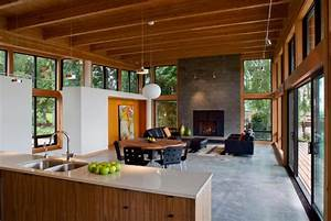 Northwest Modern Big Branch Woodworking