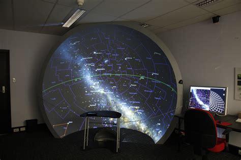 skysafari  dome projection