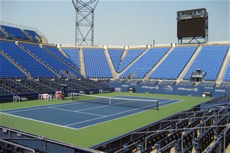 sports stadium review united center billie jean king national tennis center flushing ny Pro