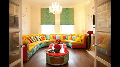 30 refreshing bright colorful interior design ideas
