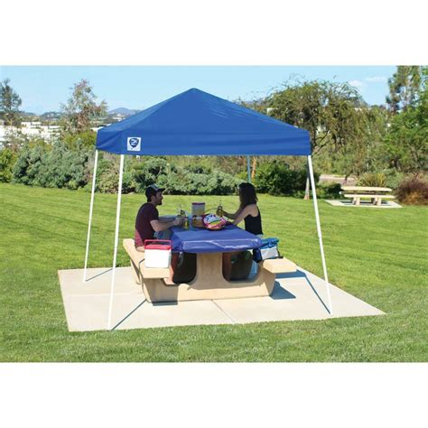instant sport canopy tent outdoor pop ez gazebo patio beach sun shade camping ebay