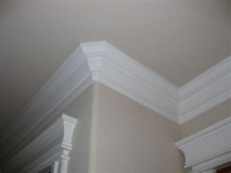 crown molding corners two stage crown moulding rounded corner and door casings house ideas pinterest stage