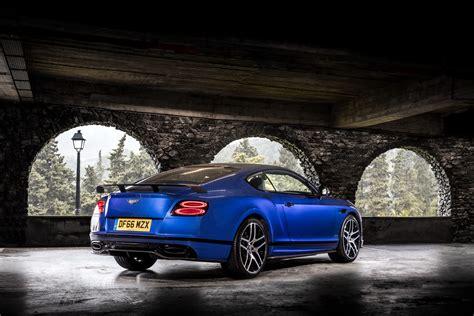 Bentley Continental Supersports 2017 Wallpaper