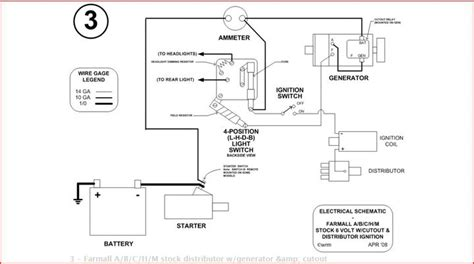 Farmall H Charging System Diagram farmall h generator will not charge yesterday s tractors