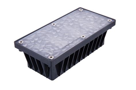 solar brick lights landscape lighting solar led 12 v paver deck dock