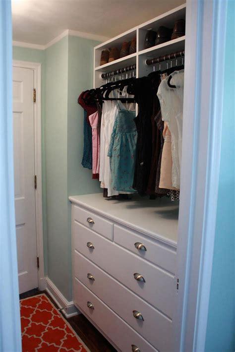 Closet Dresser by Master Closet Built In Dresser For Small Master Bedroom