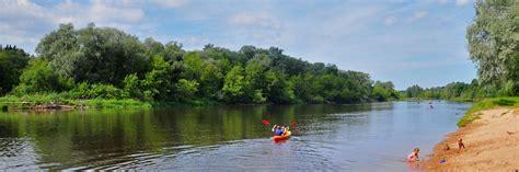 Murjani - Leiputrija (Gauja, 1 day) - Canoe and kayak ...