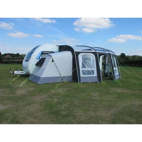 Porch Awning With Annexe ka rally ace porch awning annexe by ka for 163 260 00