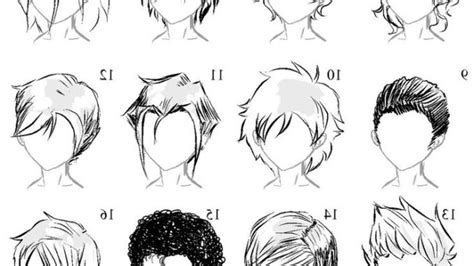 Anime Boy Hairstyle by Cool Anime Hairstyles Fade Haircut