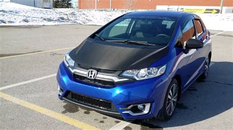 Maybe you would like to learn more about one of these? 2015 Honda FIT ( Sport Blue ) - YouTube
