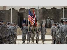 A timeline of the 20032011 Iraq war CTV News