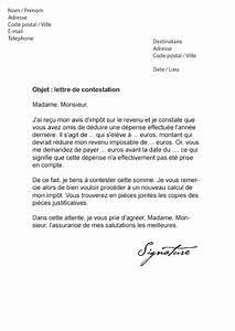 Lettre Pour Contester Une Amende : lettre contestation impot ~ Medecine-chirurgie-esthetiques.com Avis de Voitures