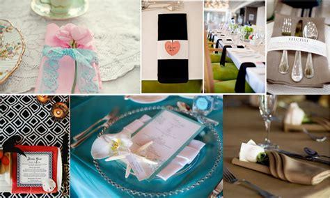 serviette de table mariage tissu ronds de serviette mariage pour une d 233 coration de