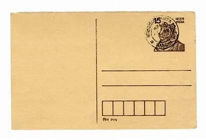 Postcard India Blank Istock