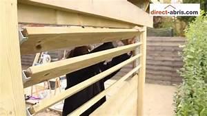 Faire Un Carport : montage d 39 un carport version longue youtube ~ Premium-room.com Idées de Décoration