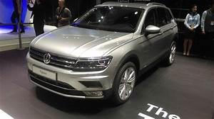 Volkswagen Tiguan 2016 : volkswagen unveils the tiguan at the 2016 delhi auto expo ~ Nature-et-papiers.com Idées de Décoration