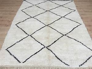 Beni Ourain Teppich : durch marokkanische teppiche schaffen sie ein unikales raumgef hl ~ Sanjose-hotels-ca.com Haus und Dekorationen